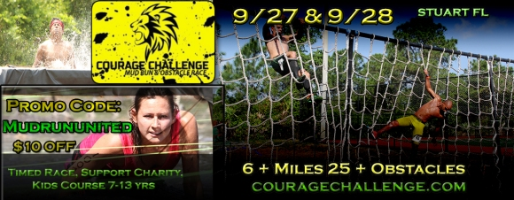 Mud Run United banner 2