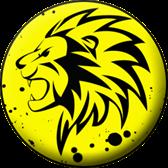 yellow lion logo - photo #14